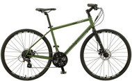 KHS | Urban Xcape | Urban City Bike | 2019 | Matte Army Green