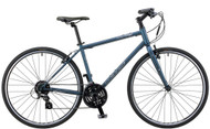 KHS | Urban Xcape | Urban City Bike | 2019 | Matte Gray Blue