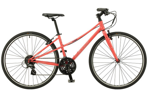 KHS   Urban Xcape Ladies   Urban City Bike   2019   Coral