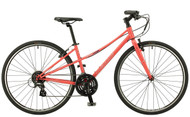 KHS | Urban Xcape Ladies | Urban City Bike | 2019 | Coral