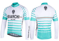 Bianchi Milano by Nalini | Appiano Long Sleeve Jersey | Men's | 2019