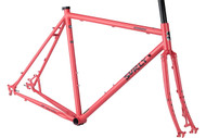 Surly | Straggler Frameset | 2020 | Salmon Candy Red