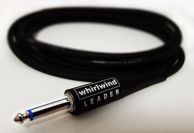 The original Whirlwind Leader Cable . Musicians all over the world depend on the reliability of these pioneering cables.
