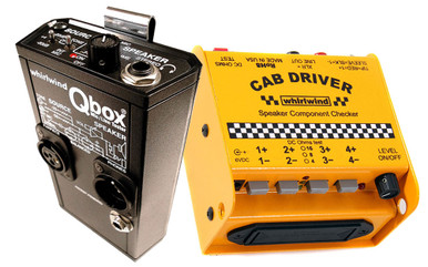 Pick up the Whirlwind Cab Driver and QBox and SAVE!