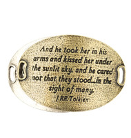 Lenny and Eva Trousseau Sentiment - And he took her in his arms - Brass