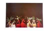 Kitchen Paper - Cardinal Party Placemat