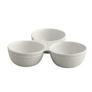 Nora Fleming Triple Dish  Currently on Back order