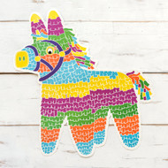 Hester and Cook Piñata Placemat