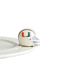 Nora Fleming Miami Helmet Mini