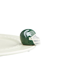Michigan State Helmet Mini