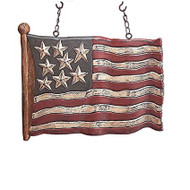 8 Star USA Waving Flag Arrow Replacement (arrows sold separately)