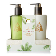 Frasier Fir Sink Set w/Ceramic Caddy  8.25 oz. each Available for Pre-Order  (Ships Sept.)