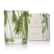 Frasier Fir Votive Candle Pine Needle design 2oz   Available Now