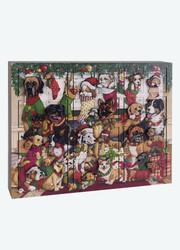 Byer's Choice Dog Christmas Advent Calendar Box, Available Now