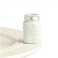 New! Nora Fleming  Mason Jar Mini-Available Now!