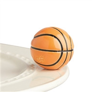 New!! Nora Fleming Basket Ball Mini-Available Now!