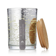 Thymes Forest Birch Small Luminary Candle  8.5 oz.  Available Now