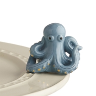 NEW! Nora Fleming Octopus Mini - Under the Sea    Available Now!