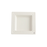 NEW! Square Napkin Holder/Candy Dish  Currently On Back Order