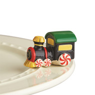 New!!!  All Aboard Train Mini,  Nora Fleming will donate $9.00 to St. Jude Children's Research Hospital with every train mini ordered.   Available for Pre-Order (Ships Late Aug.)