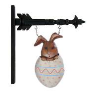 Rabbit in Egg Arrow Replacement