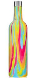 Brumate WINESULATOR™ Wine Canteen Tie-Dye V2.0  25 oz.