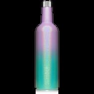 Brumate WINESULATOR™ Wine Canteen  Glitter Mermaid Ombré 25oz