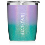 Brumate Rocks Tumbler  Glitter Mermaid  12oz