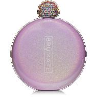 Brumate Glitter Flask  Violet  5 oz.