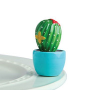 """Nora Fleming Cactus """"Can't Touch This"""" Mini  Expected August"""