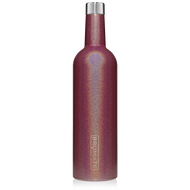 Brumate WINESULATOR™ Wine Canteen  Glitter Merlot  25 oz.