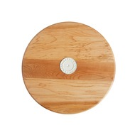 """New!  Maple Lazy Susan 14""""  Available for Pre-Order"""