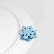 Nora Fleming Snowflake Mini, no two alike!