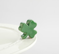 Nora Fleming Shamrock Mini,  Irish at heart