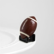 Nora Fleming Football Mini, touchdown!