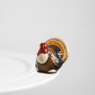 Nora Fleming Turkey Mini, gobble gobble!
