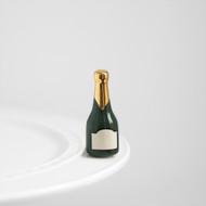 Nora Fleming Champagne Mini, champagne celebration!