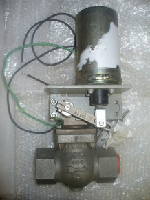 """LAWRENCE VALVE, SOLENOID P/N 611SC720 Size: 1 1/2"""" IN"""