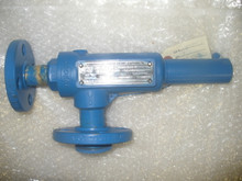 """ANDERSON GREENWOOD (CROSBY) VALVE, RELIEF PRESSURE STYLE: 9511011 A Size: 3/4"""" x 1"""""""