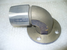 """CMC ELBOW, HOSE w/ FLANGE CMC-848-5251-1 1/2-32 53159 Size: 1 1/2"""" IN"""