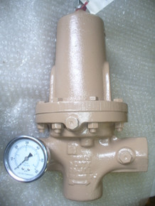 """CASHCO DIRECT-ACTING, SPRING LOADED BACK PRESSURE P/N D56-4PS7-61X517590 Size: 1"""" IN"""