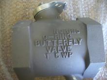 Norriseal Butterfly Valve P/N 4-B0140-534B-1Q