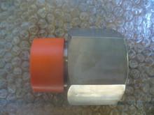 CUSTOM Adapter Straight Pipe To Tube P/N CMC4-24C-20FSB