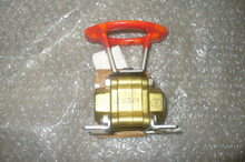 """WORECESTER Ball Valve P/N P7823-.875IN Size: 7/8"""""""