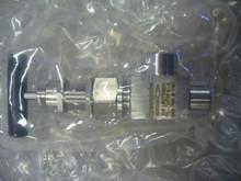 SWAGELOKE Needle Valve P/N SS-3NTRF4-A
