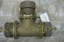 MBC TEE ASSEMBLY FLANGE