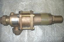 Union Flonetics Safety Relief Valve P/N D48663-AS-BM1