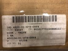 DISK,VALVE P/N 803-2177518-08XX-111