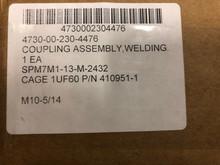 COUPLING,TUBE P/N 410951-1