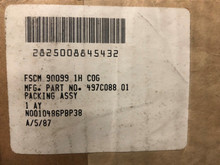 PACKING ASSEMBLY,LA P/N 497C088 01